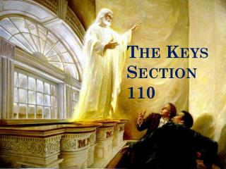 The Keys  Section 110
