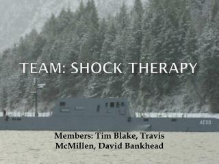 Team: Shock Therapy