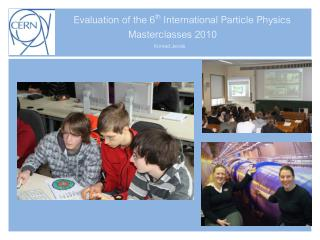 Evaluation of the 6 th  International Particle Physics
