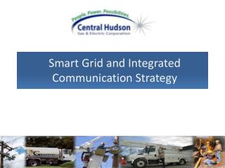 Smart Grid and Integrated Communication Strategy