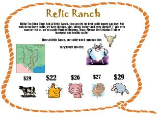 Relic Ranch