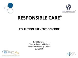 Pollution Prevention  Code