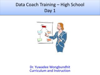 Data  Coach Training – High School Day 1