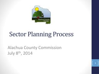 Sector Planning Process