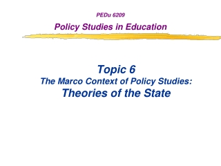 Lecture 3 Comparative Method of Marco-social Phenomena: Functional Equivalence Perspective