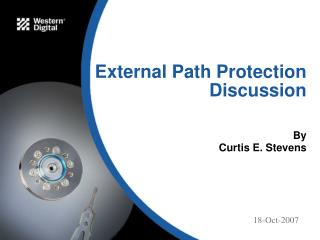 External Path Protection Discussion