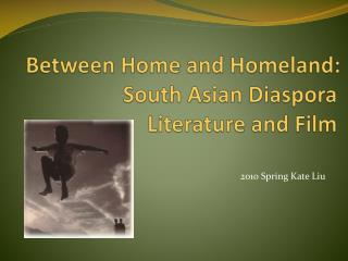Between Home and Homeland: South Asian Diaspora Literature and Film