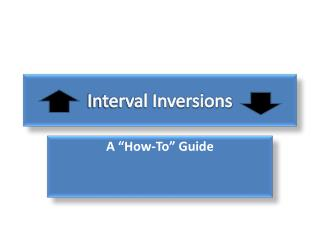 Interval Inversions