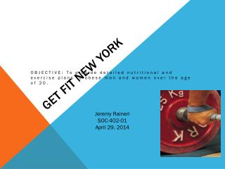 Get Fit New York