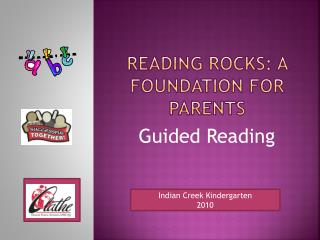 Reading Rocks: a foundation for parents