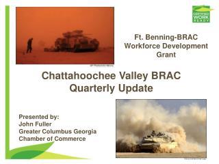 Ft. Benning-BRAC  Workforce  Development  Grant