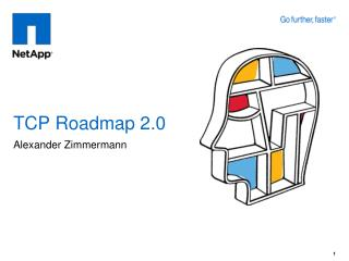 TCP Roadmap 2.0