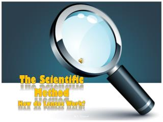 The  Scientific Method How do Lenses Work?