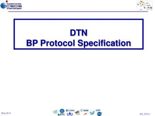 DTN BP Protocol Specification