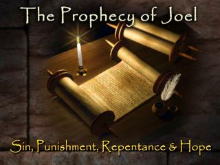 Sin, Punishment, Repentance & Hope