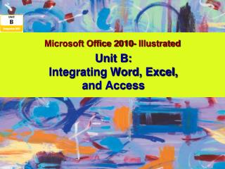 Microsoft Office 2010-  Illustrated