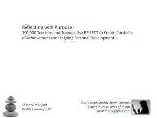 Reflecting with Purpose:
