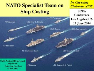 Specialist Team On Ship Costing