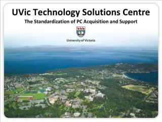 UVic Technology Solutions Centre