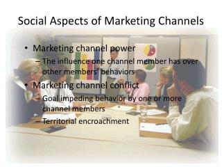 Social Aspects of Marketing Channels
