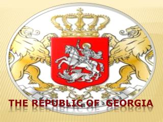 The republic of  Georgia