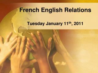 French English Relations