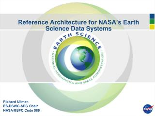 Reference Architecture for NASA�s Earth Science Data Systems