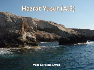 Hazrat Yusuf (A.S)