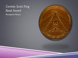 Coretta Scott King Book Award