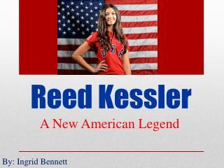 Reed Kessler