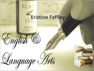 Kristine  Faffley