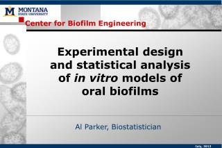 Center for  Biofilm  Engineering