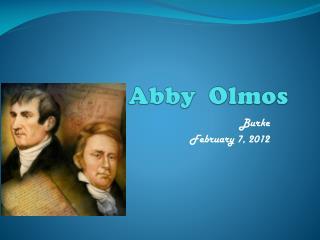 Abby Olmos