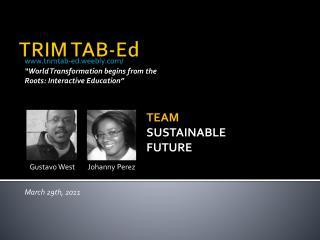 TRIM TAB- Ed