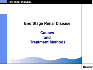 Management of  End-stage Renal Failure  in Elderly Patients