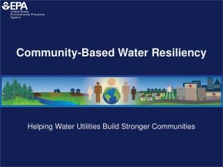 Helping Water Utilities Build Stronger Communities