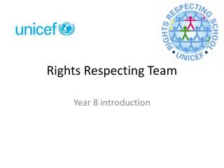 Rights Respecting Team