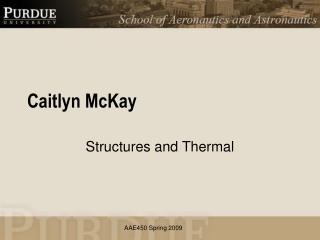 Caitlyn McKay