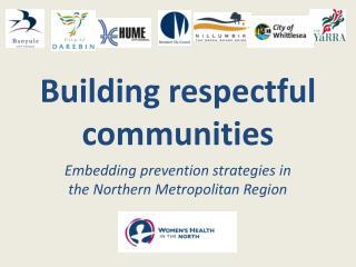 Building respectful communities