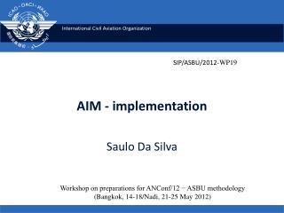 AIM - implementation