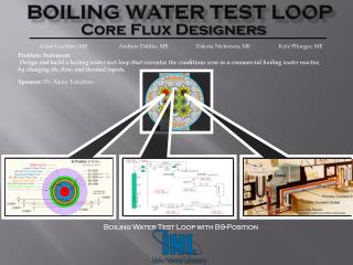 Boiling Water Test Loop