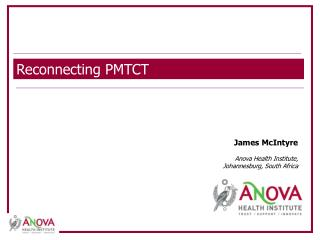 Reconnecting PMTCT