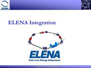 ELENA Integration