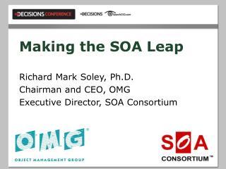 Making the SOA Leap