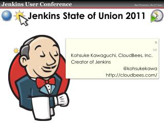Jenkins State of Union 2011