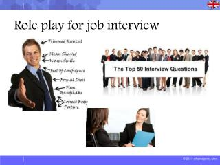 Role play for job interview