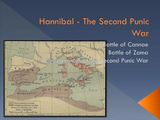Hannibal - The Second Punic War