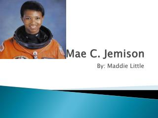 Mae C. Jemison