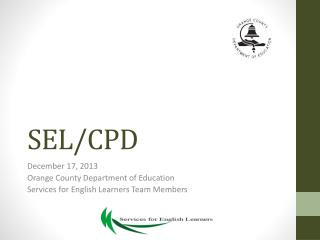 SEL/CPD