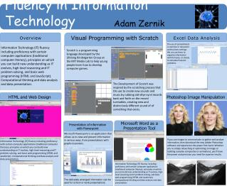 Fluency in Information Technology